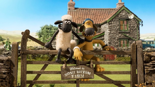 Shaun The Sheep Becomes Favourite Childrens Character Of Last 70 Years