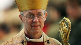 Welby: 'Absolutely delighted' over women bishops vote