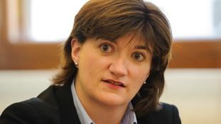 Women's minister Nicky Morgan has been tipped for promotion.