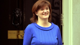 Nicky Morgan is the new Education Secretary.