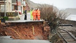 Rail options around Dawlish to be revealed