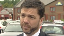 Stephen Crabb named as Welsh Secretary in reshuffle