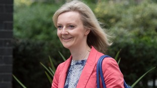 New Environment Secretary Liz Truss reaches the Cabinet after only four years as an MP