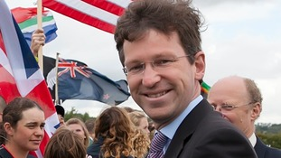 New Attorney General Jeremy Wright.