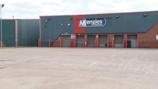 Menzies' Scunthorpe depot to close