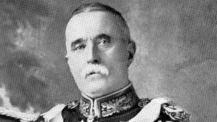 Field Marshal Sir John French was the first commander-in-chief of the British Expeditionary Force
