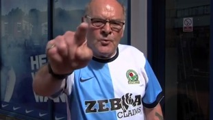 Birdy is urging fans to join him in buying Rovers' new kit.