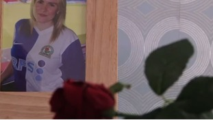 A mystery Rovers fan shown on Birdy's table.