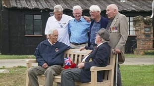 106 Squadron reunited at RAF Metheringham