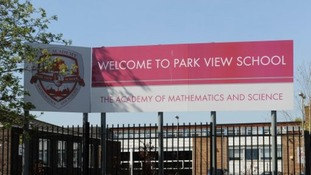 Park View was one of the trust's three schools placed in special measures by Ofsted