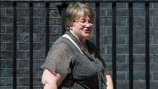 Suffolk Coastal MP Therese Coffey