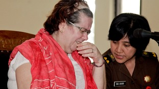 Lindsay Sandiford will be sentenced to death by firing squad in Bali.