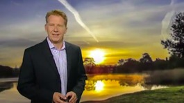 Latest ITV Meridian weather update