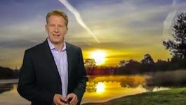 Latest ITV Meridian weather update