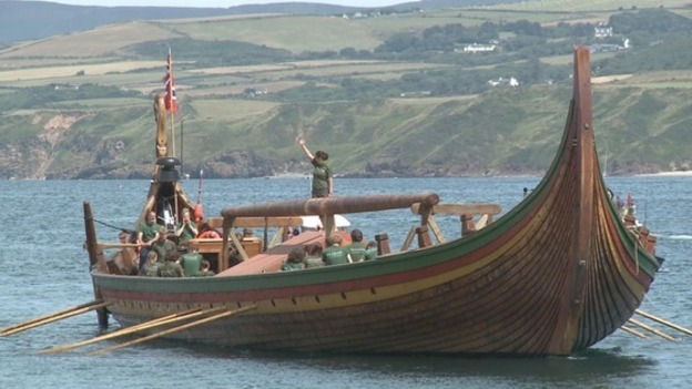 World's largest Viking longship to arrive in Liverpool - ITV News