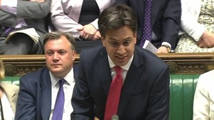 Ed Miliband, Labour Leade