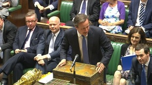 PMQs: A pretty clear win for Cameron as Miliband troops lack motivation
