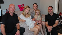Police turn midwives to deliver baby