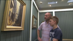 """Could Norfolk's """"Mini Monet"""" one day become as big as his hero Edward Seago?"""