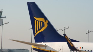 Ryanair says it will reimburse the families for any extra expense caused by the boarding mistake
