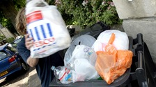 Bin collections reduced