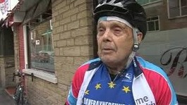 Yorkshire cycling legend Robinson in hospital after crash