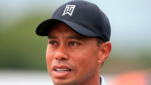 Tiger Woods won Open in 2006