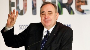 A Yes vote in the referendum will protect Scotland's NHS from privatisation, says Salmond.
