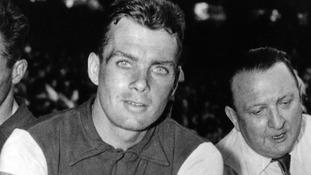 Brian Robinson in 1956
