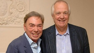 Lord Andrew Lloyd Webber and Sir Tim Rice