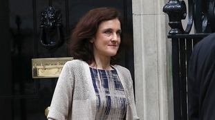 Theresa Villiers will present the findings of an inquiry today.