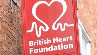 The British Heart Foundation have more information on their website
