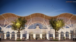 "Revamped Cardiff station will be ""bigger and better"""