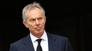 Tony Blair has been blamed.