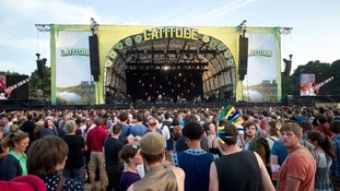 The closure is causing disruption for traffic heading to Latitude Festival.