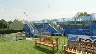 AEGON Classic tennis tournament begins today in Birmingham