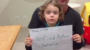 #FindArthur