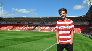 1D's Louis Tomlinson had asked fans to help him raise funds to buy Doncaster Rovers.