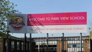 Park View, one of the schools at the centre of the 'Trojan Horse' allegations