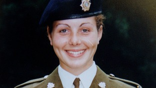 Private Cheryl James