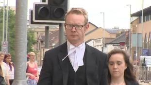 Prosecutor Michael Proctor
