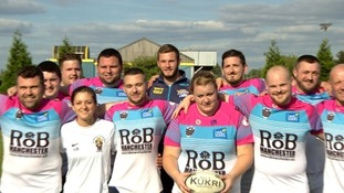 The Manchester Canalsiders are the world's first Rugby League team for the Lesbian, Gay, Bisexual and Transgender communities.