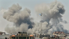 Israel launches ground offensive in Gaza as air strikes continue