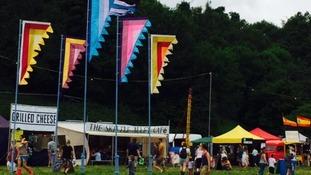 Somersault Festival gets underway in North Devon