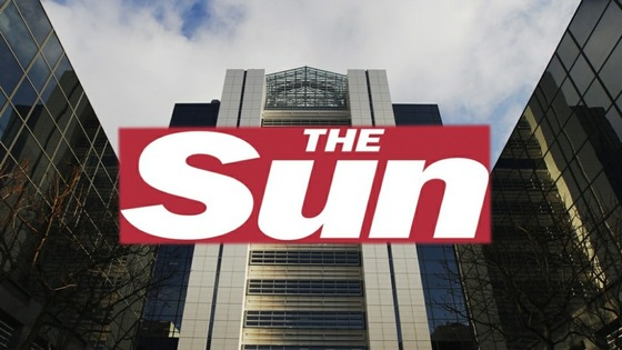 The Sun's headquarters at Wapping