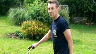 Loughborough University student Ben Pocock was aboard the Malaysia Airlines plane