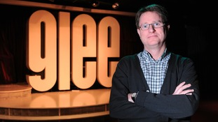 Glee Club owner Mark Tughan at the venue in Birmingham. US TV show Glee has been ruled to have 'Diluted and Tarnished' the reputation of the chain of UK comedy clubs.