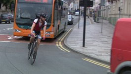 Wales leads the way with new Active Travel Act