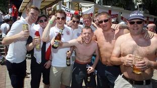England France Euro 2012