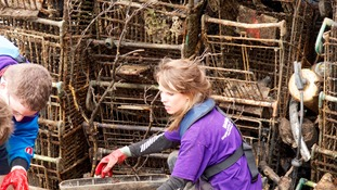 Aquanaut's River Thames clean-up